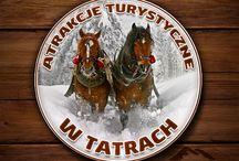 Atrakcje Turystyczne w Zakopanem / Baza atrakcji turystycznych w Tatrach - Zakopane, Białka Tatrzańska - Bukowina - Kościelisko - Poronin - opisy, zdjęcia, lokalizacja na mapie, dane kontaktowe