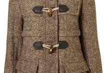 COATS!!! I Love Coats.