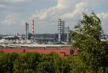 Gazprom Moscow Refineries Cut Carbon Emissions by a Third