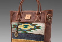 Gorgeous Leather - Fabric Bags