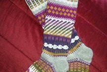 Wool socks rock