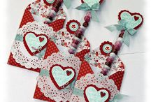 Stampin' Up! Valentine's