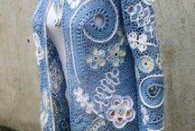 crochet free form / by Norma Salgado
