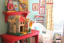 Girl Nurseries