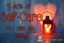 Self-Care / Self-care and self-love