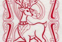 gépi hímzésminták  machine embroidery patterns