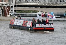 Adapted Canal Boats / Our specially adapted Canal Boats for people with disabilities.
