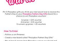 Prezzybox Fathers Day Gifts