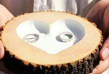 wed: rings