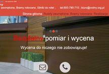 Rolety Łódź / Rolety Łódź. Wiedza i wieloletnie doświadczenie pozwalają nam zaoferować najlepsze rolety w Łodzi. http://www.wolny.org.pl