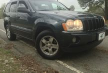 2005 Jeep Grand Cherokee Laredo SUV For Sale in Durham NC