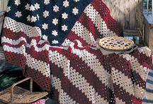 Crochet Projects / by Carol