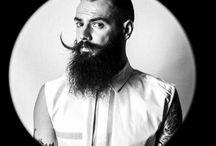 The Hungarian Beard Project / Hungarian Beard Project  Fotó: Ajkai Dávid Stylist: Urbányi Barbara Smink: Magyar Eszter Haj/szakáll: Fábián Zsanett Támogatók: Beard Sense, American Crew, Szputnyik shop, Mei Kawa, Zako