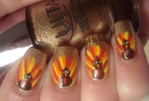 Nailed It / Nails Designs  / by Casey Stoner
