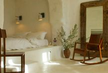 INTERIORS....GREEK Houses / Architecture and Design in Greece