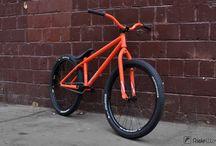 slopestyle bikes