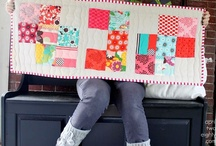 Mom & Dad, will you make me...? / So basically lots of quilting, sewing, & cross stitch I can't do myself!