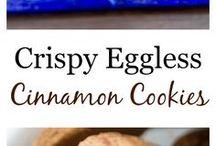 cookies, biscuits & bread