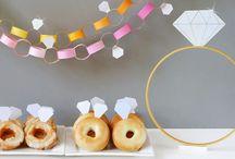 Bridal Shower Ideas! / by Stephanie Locke
