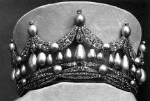 Corona y Tiaras