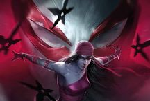 Elektra photoshoot