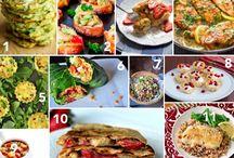 Healthy meals  map top 15