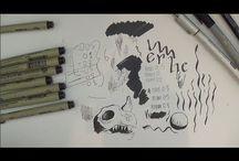 Sakura Pigma Micron Drawing Pens