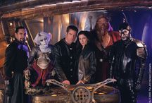 Farscape / by Accidentally Angela