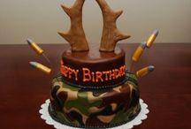 Hunting/Camo Birthday