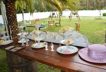 Our Events / Examples of Vintage Decor rentals that we have provided