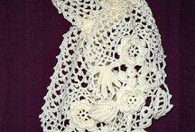 Crochet Scarf/Shawl / by Maria Alvarado