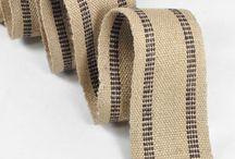 Burlap and Cloth