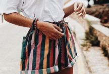 diy klær shorts
