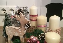 Advent wreath - Xmas decor