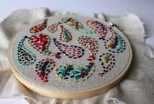 Embroidery/ Nakış