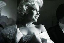 Miss Monroe / She's always smiling... / by Emanuela Ghi