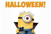 minions halloween