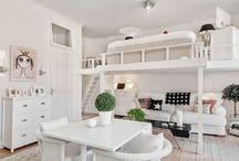 ROOM/HOME IDEAS / www.karachelsie.com