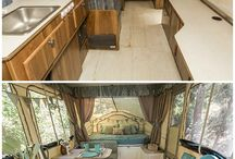 Camping makeover