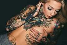 chicks with tattoos