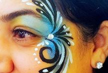 Face painting Adult party
