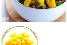 Salat grønnsaker