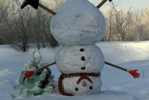 снежные идеи