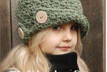 Gorros lana niños