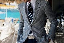 Sports Jacket & Blazer / Originally worn as casual attire for hunting and other outdoor sports, hence the name, the Sport jacket has taken on status as the must-have fashion piece.