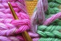 All Things Yarn / Knitting, crochet