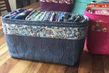 Fabric Baskets/Bins-whatever