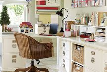 Ideas for my sewing/craft room