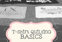 Sewing - T-shirt Quilts