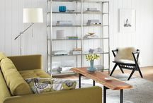 Your Personal Library / Our modern shelving and bookcases are perfect for storing your dog-eared favorites, vases and frames.  / by Room & Board